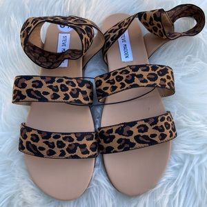 STEVE MADDEN | Cheetah Sandals